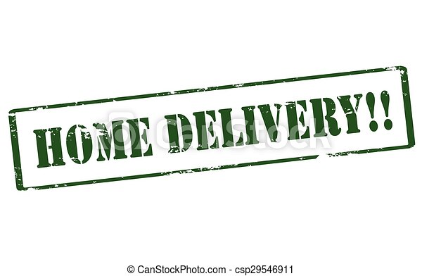 Home delivery - csp29546911