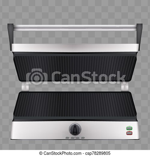 Home Electric grill - csp78289805