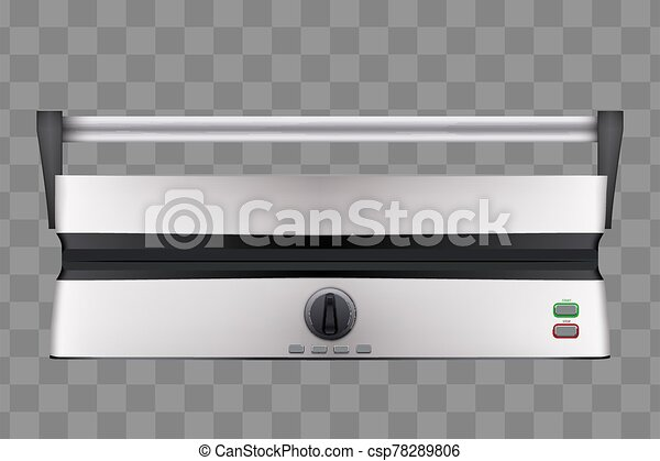 Home Electric grill - csp78289806