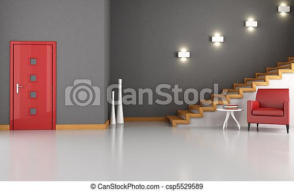 home entrance - csp5529589