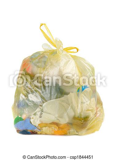 Home Garbage - csp1844451