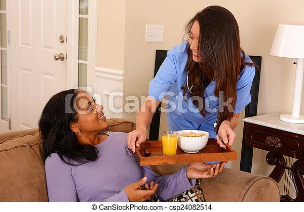 Home Health Care - csp24082514