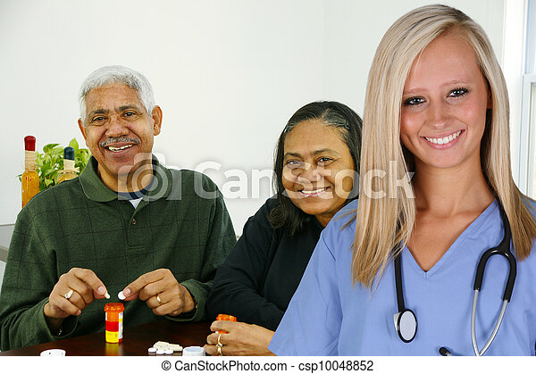 Home Health Care - csp10048852