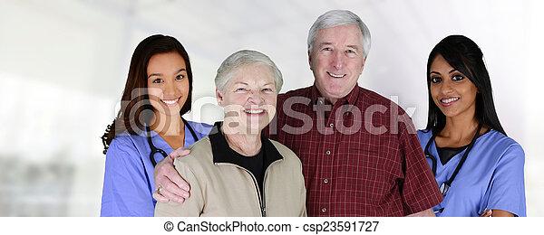 Home Health Care - csp23591727