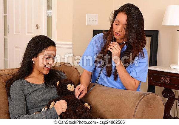 Home Health Care - csp24082506