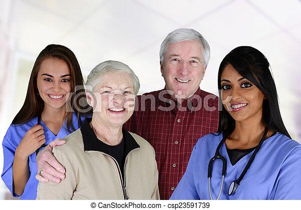 Home Health Care - csp23591739