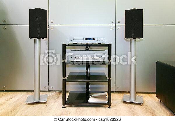 home hifi sound - csp1828326