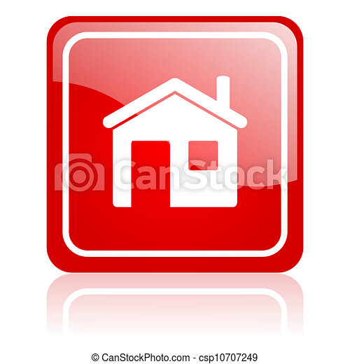 home icon - csp10707249