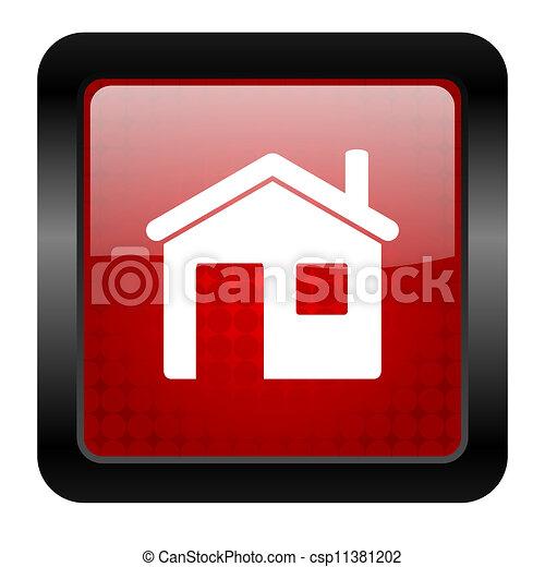 home icon - csp11381202