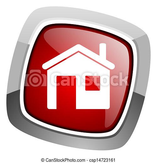 home icon - csp14723161