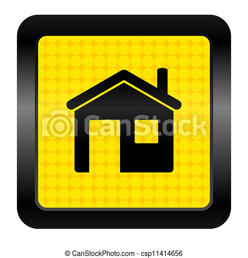 home icon - csp11414656