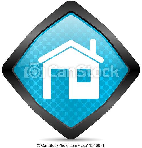 home icon - csp11546071