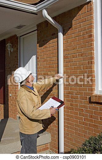 home inspector - csp0903101