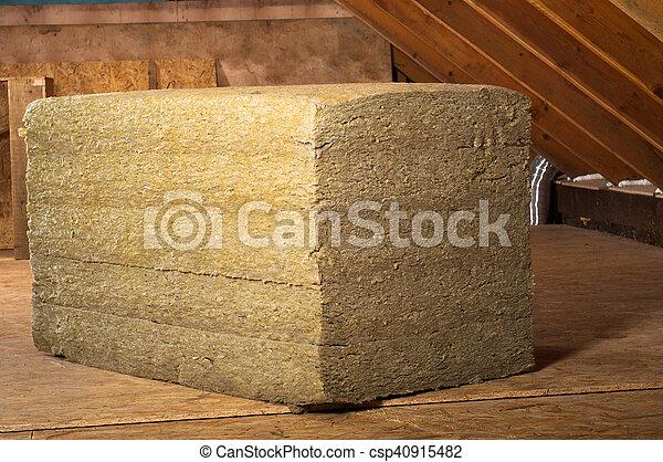 home insulation - csp40915482
