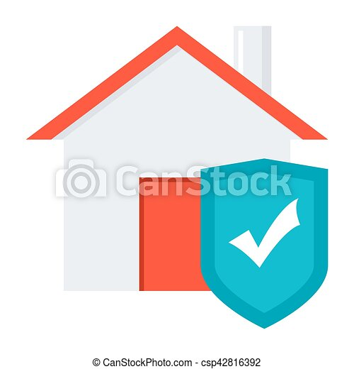 Home Insurance Concept - csp42816392