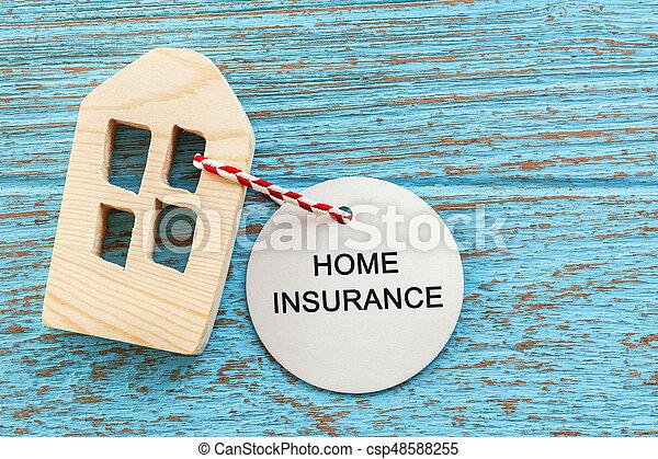 Home insurance - csp48588255