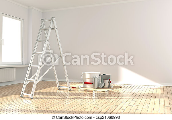 Home renovation - csp21068998