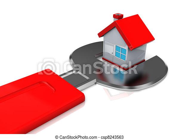 home repair - csp8243563