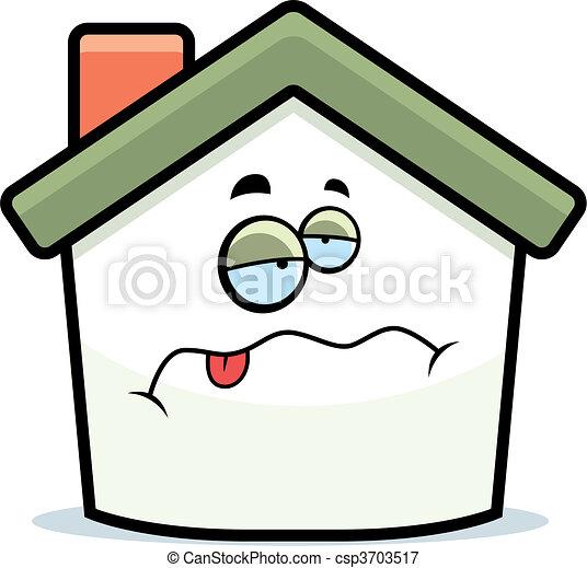 Home Sick - csp3703517