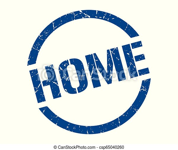 home stamp - csp65040260