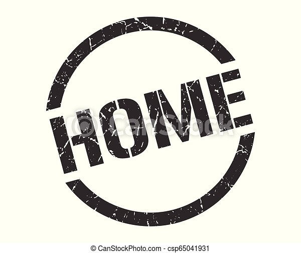 home stamp - csp65041931