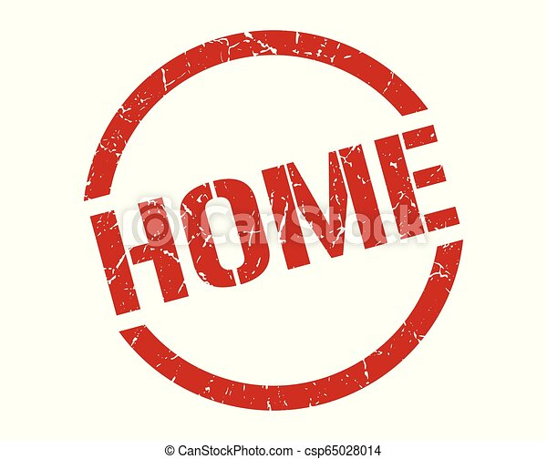 home stamp - csp65028014