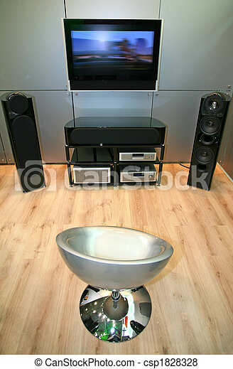 home theater 3 - csp1828328