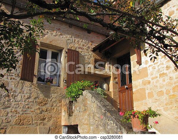 Home, window, door - csp3280081