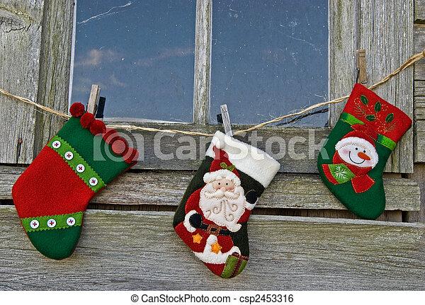 Homecoming Christmas - csp2453316