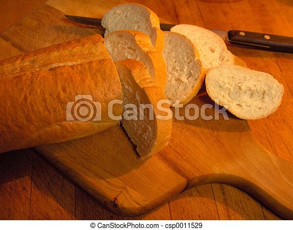 Homemade Bread - csp0011529