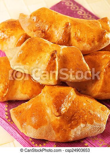 Homemade Croissants - csp24903653