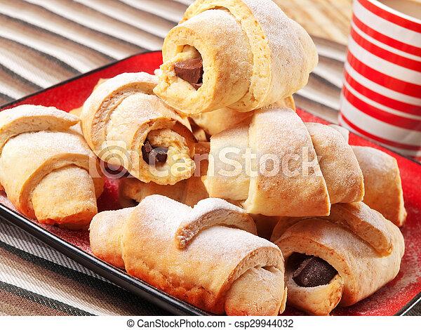 Homemade Croissants - csp29944032