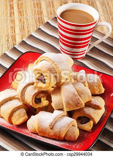 Homemade Croissants - csp29944034