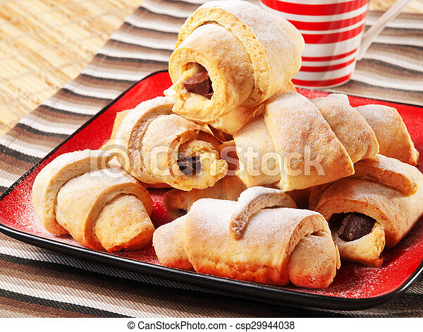 Homemade Croissants - csp29944038
