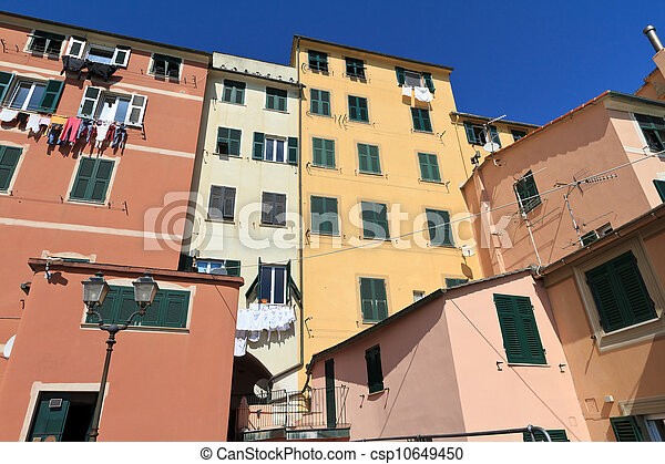 homes in Sori, Italy - csp10649450