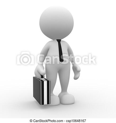homme affaires - csp10648167