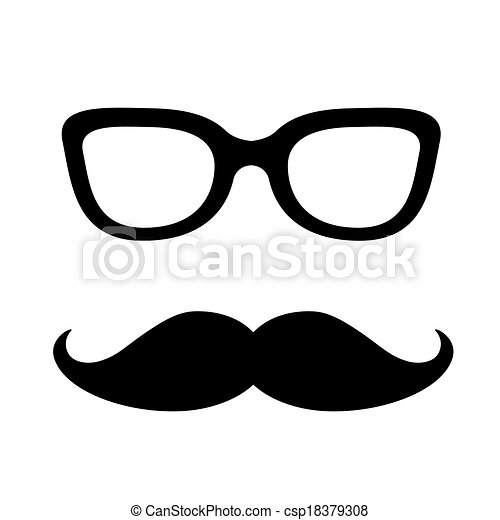 homme, hipster - csp18379308
