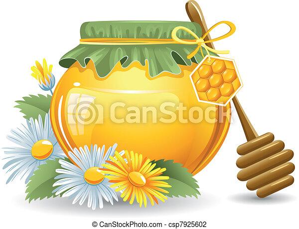 Honey - csp7925602