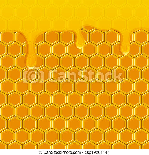 Honeycomb background vector illustration eps 10 eps vector honeycomb background csp19261144 voltagebd Image collections