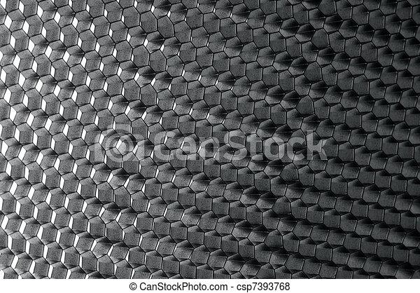 Honeycomb background - csp7393768