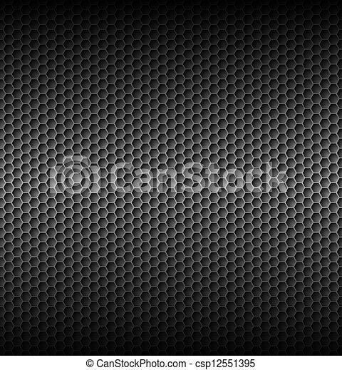 Honeycomb gray textures - csp12551395