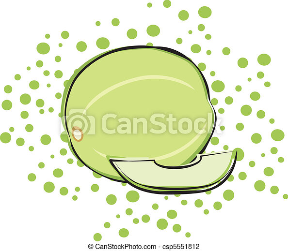 Honeydew Melon - csp5551812