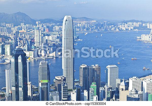 Hong Kong - csp15393004