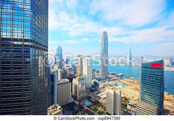 Hong Kong - csp8947390