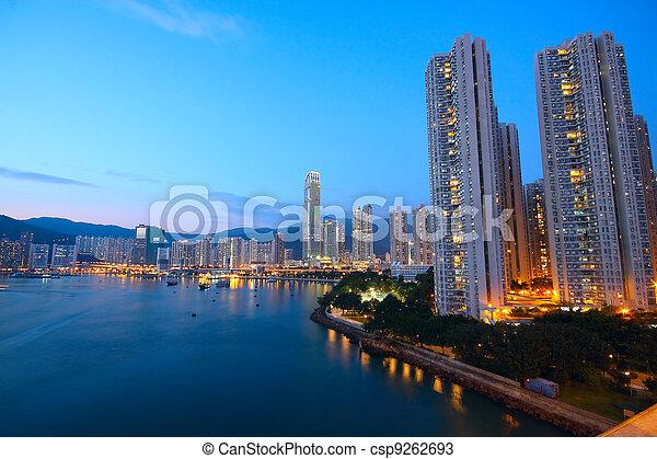 Hong Kong - csp9262693