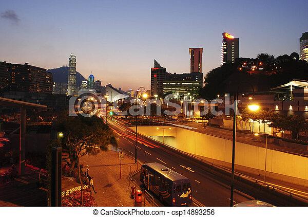 Hong Kong - csp14893256