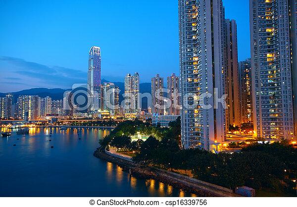 Hong Kong - csp16339756