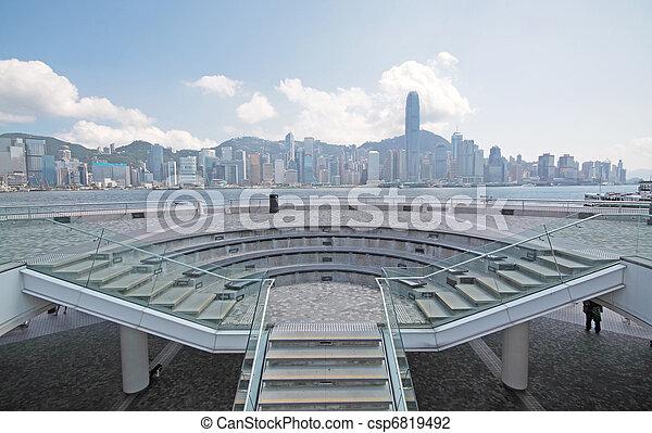Hong Kong - csp6819492
