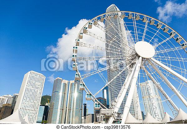 Hong Kong - csp39813576