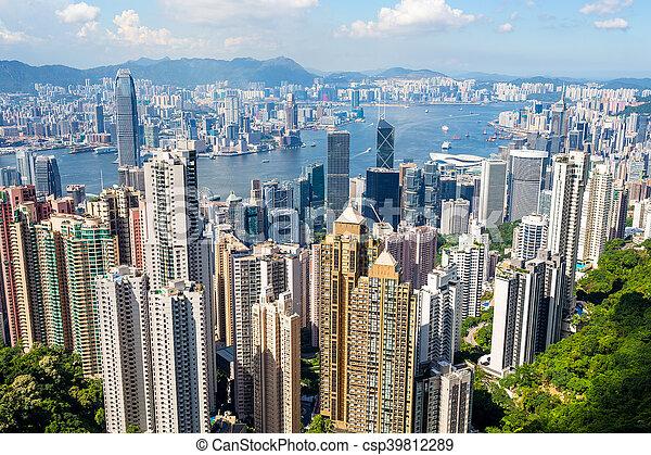 Hong Kong - csp39812289